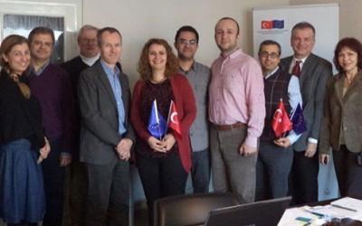 Експерти на  Остеоцентър България участват в Програма за обмяна на опит и обучение с  Република Турция