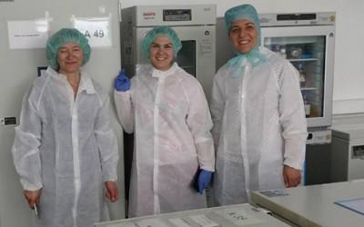 Експерти и координатори по тъканно донорство на обмяна на опит в Германия